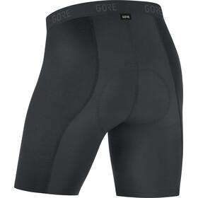 GORE WEAR C5 Liner Shorts Heren, black